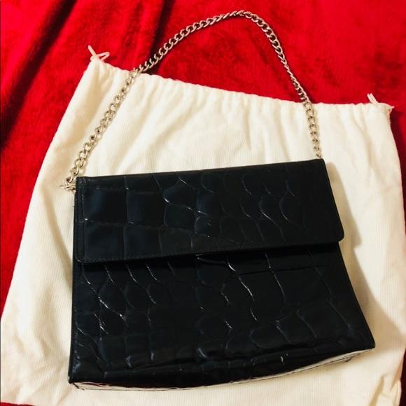 8fd8849afefc Prada Bags   Authentic Clutchshoulder Bag Leather   Poshmark